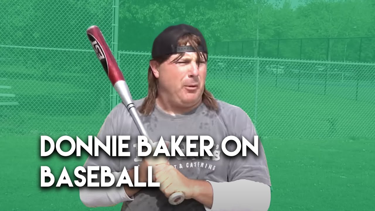 Donnie Baker On Baseball Youtube