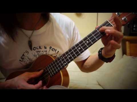 ukulele 陳綺貞&五月天-私奔到月球 by JamesLin