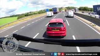 Brake Checked Compilation
