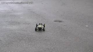 Losi Mini 8ight on 3s LiPo Testing: On Road