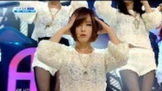 [Tiara T-ara] - Number Nine No.9 @ Popular song inkigayo 131013