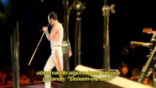 Queen - Under Pressure - Legendado