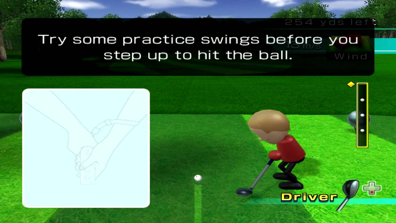Wii Sports On Dolphin Emulator