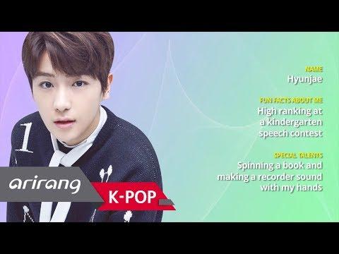 [Pops in Seoul] THE BOYZ(더보이즈) Hyunjae(현재) _ Self-Introduction