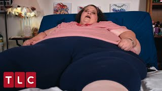 Bedridden Shannon Must Rely on Her Husband | My 600-lb Life