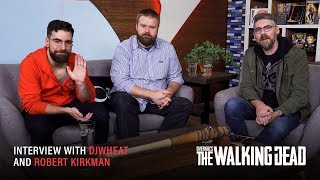 "OVERKILL's The Walking Dead – Interview w. Robert Kirkman & Marcus ""djWHEAT"" Graham"