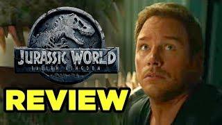 Jurassic World Fallen Kingdom REVIEW & Analysis! (NO SPOILERS)