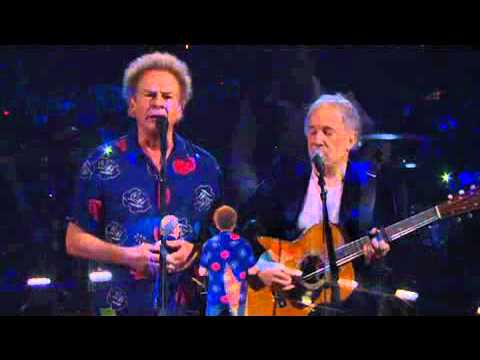 Simon & Garfunkel - Sounds of Silence - Los sonidos del Silencio