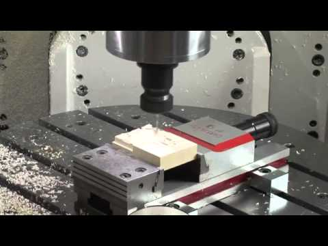 SPINNER U-Serie - 5-Axis Test Work