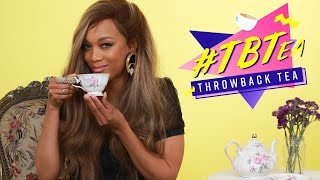 Tyra Banks Spills The Tea On America's Next Top Model, Life Size 2, And Her New Book