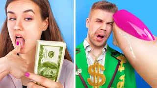 If Money Were People! If Objects Were People!