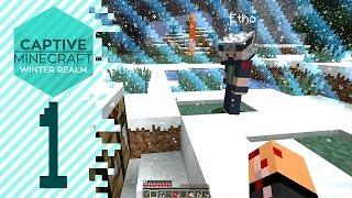 Captive Minecraft 4 - EP01 - Solid Start!