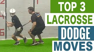 3 Best Lacrosse Dodge Moves That All the Top Players Use