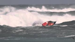 BWSurf Horror Session: Kitesurfing Western Australia