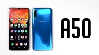 Review: Samsung Galaxy A50 (Deutsch)   SwagTab