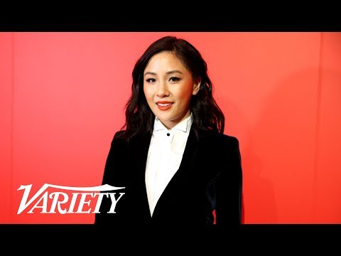 Constance Wu Installed a Stripper Pole in Her Living Room