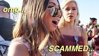 we were scammed...
