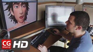 CGI Dreamworks Animation Studio Pipeline | CGMeetup