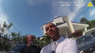 Miami Beach Police Arrest Former UFC Champion Conor McGregor (Body Camera Footage)