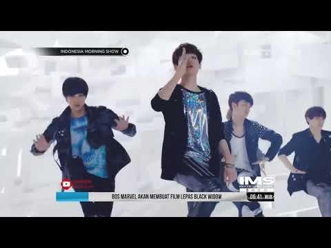 K-Pop Corner - EXO Jadi Duta Palang Merah Muda Korea