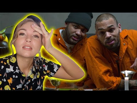 Joyner Lucas & Chris Brown - I Don't Die | MUSIC VIDEO REACTION