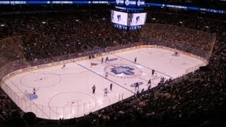 Toronto Maple Leafs and Buffalo Sabres Sept 22, 2013 - Goal