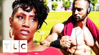 Red Flags Pop Up As Woman Gets Ready To Meet English Boyfriend | 90 Day Fiancé: Before The 90 Days