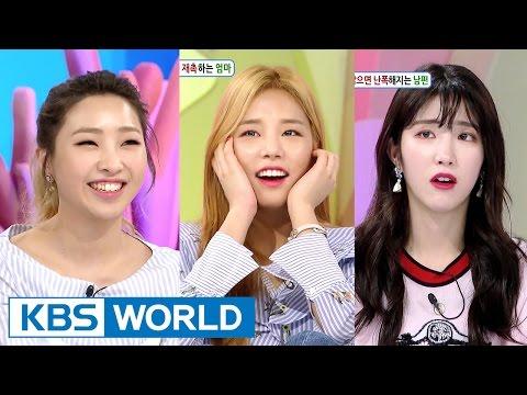 Hello Counselor - Minzy, Solbin, ZN, Kim Minjun [ENG/THA/2017.04.24]