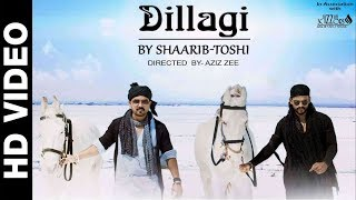 Dillagi | Shaarib - Toshi | A Tribute to Nusrat Fateh Ali Khan
