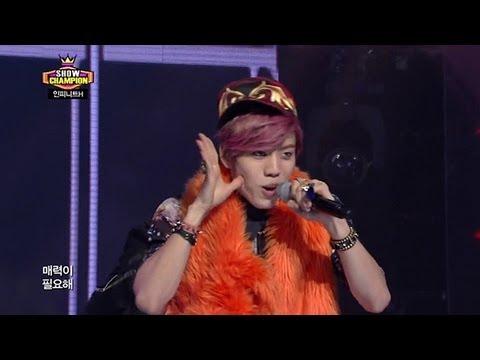 Infinite H - Special girl, 인피니트H - 스페셜 걸, Show champion 20130130