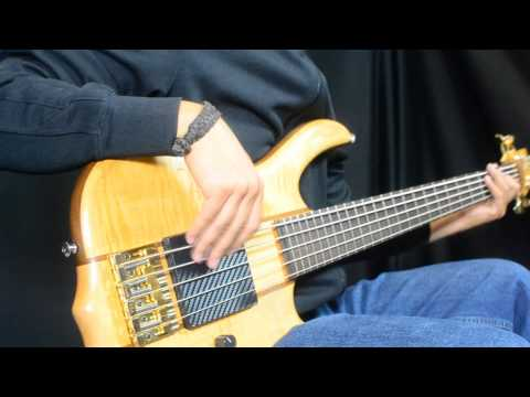 Baixar Bruno mars - Treasure ( Bass Cover )