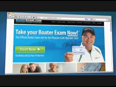 Bob Izumi - BOATERexam.com 2010