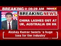 Cornered over HK law| China lashes out |NewsX  - 02:38 min - News - Video
