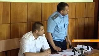 В Днепропетровске судят комадира роты, который был вынужден перейти границу с Россией