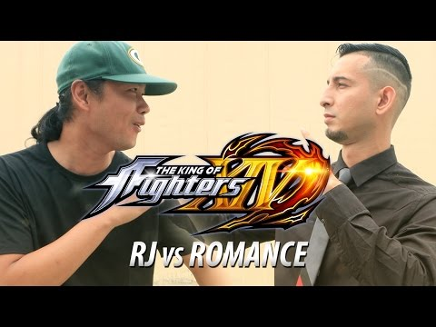 THE KING OF FIGHTERS XIV E3 Exhibition Matches Day 1: RJ vs. Romance