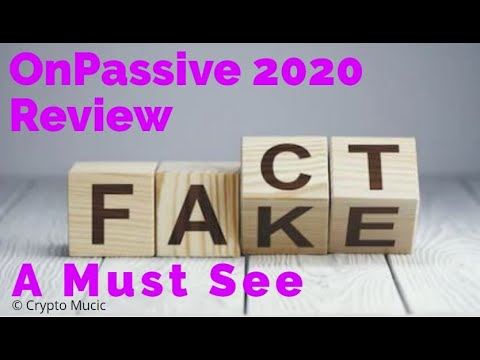 OnPassive GoFounders 2020 review
