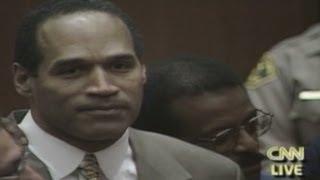 (Raw) 1995: O.J. Simpson verdict is not guilty