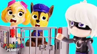 Paw Patrol Mission Rescue from Luna Girl & PJ Masks