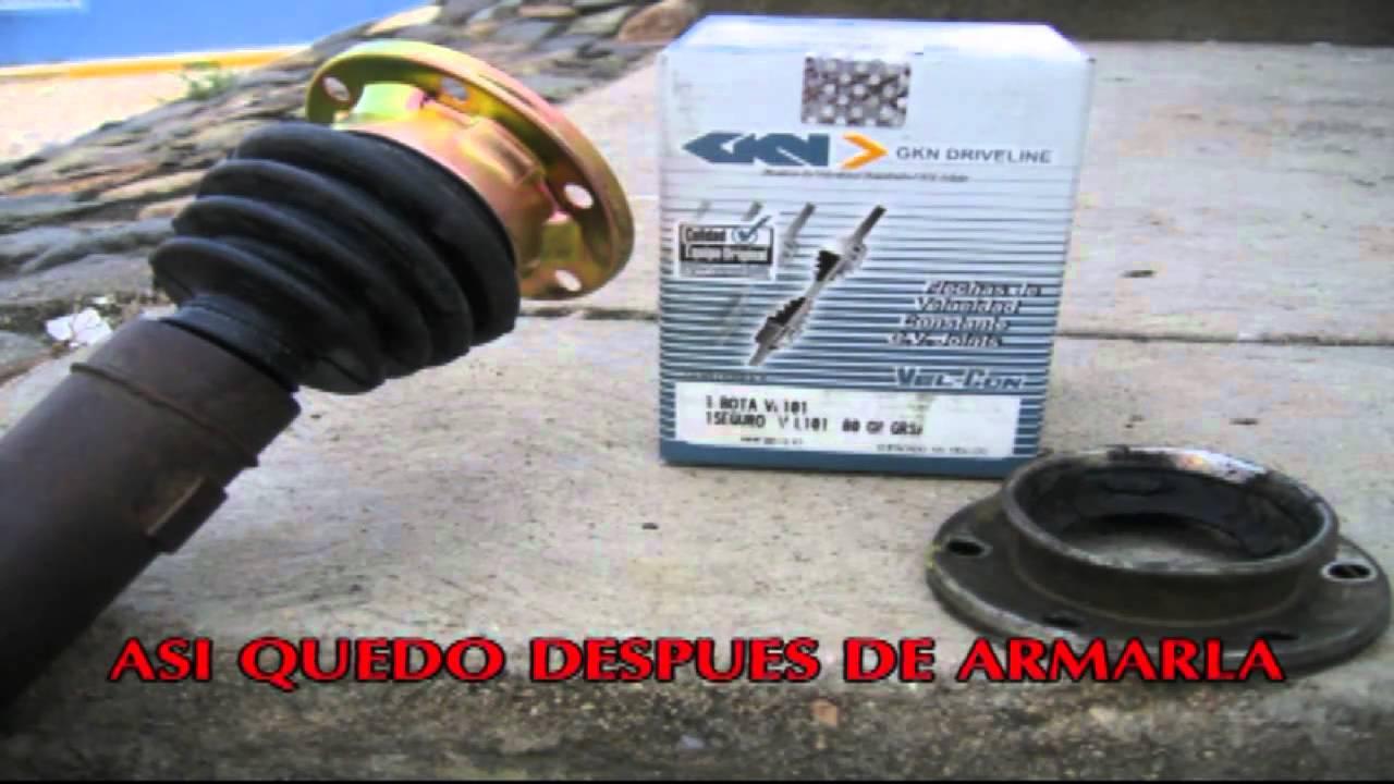 Jeep Liberty Mpg >> Cambio de guardapolvo.mpg - YouTube