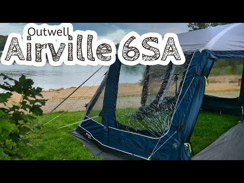 video Outwell Airville 6SA