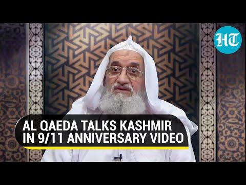 Rumoured dead, Al-Qaeda chief resurfaces in 9/11 anniversary video, talks Kashmir once again