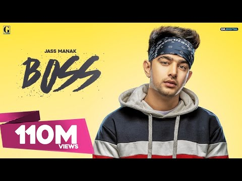 Boss : Jass Manak (Official Video) Satti Dhillon - Ri