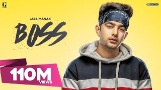 Boss : Jass Manak (Official Video) Satti Dhillon   Ri   Latest Punjabi Songs   GK.DIGITAL   Geet MP3