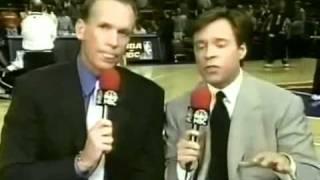 NBA on NBC 1999 NBA Finals Game 5 Intro