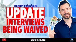 Good Immigration News: Marriage Green Card Interviews Are Being Waived Update !