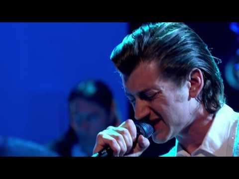The Last Shadow Puppets - Sweet Dreams, TN - Later... with Jools Holland