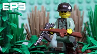 LEGO Battlefield Vietnam: Building the Tet Offensive in LEGO: EP3 - City Elevation & Lots of Plate!