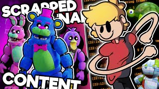 Scrapped/Obscure FNAF Content - gomotion