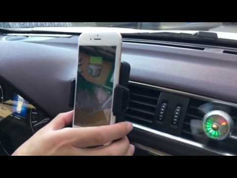 Fully Automatic Induction Wireless Car Charger-AI Technology changes the fun of driving