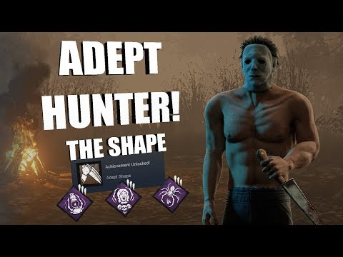 ADEPT MYERS!   Dead By Daylight MICHAEL MYERS Achievement